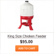 Large Capacity Chicken Feed Storage Bin
