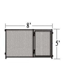 Upgrade 8' Existing Panel To Door Panel