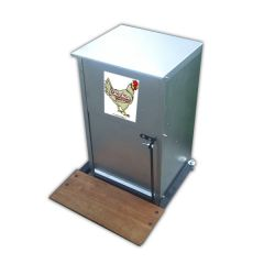 Rodent-Resistant Automatic Chicken Feeder