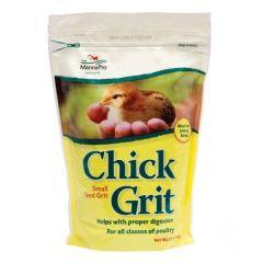 Chick Grit for Proper Digestion