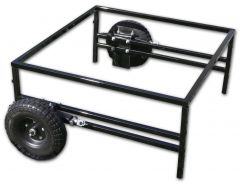 Snap N Lock Chicken Coop Stand And Wheels