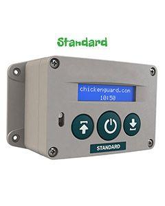 Automatic Chicken Coop Door System (STANDARD)