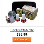 Baby Chick Starter Kit from Chicken Condos